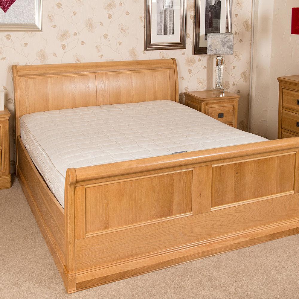 Lyon Oak Bedroom Furniture