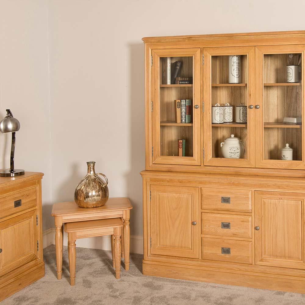 Lyon Oak Living Room Furniture
