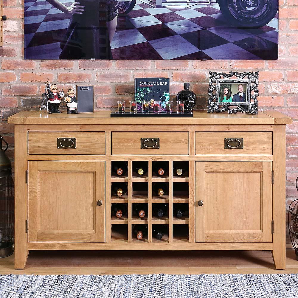 New Hampshire Oak Dining Room Furniture