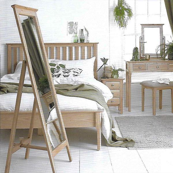 Oslo Oak Bedroom Furniture