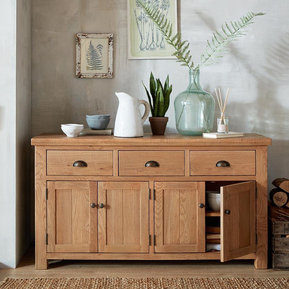 Windermere Rough Sawn Oak Furniture
