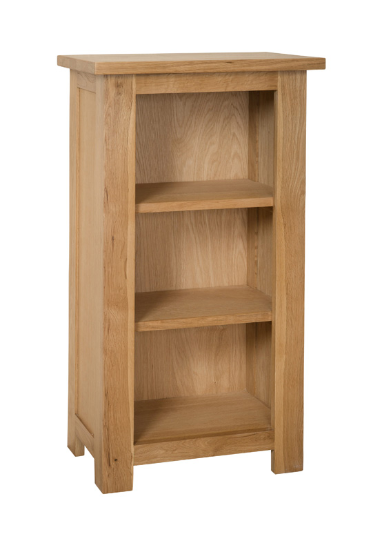 Simply Oak Small Bookcase