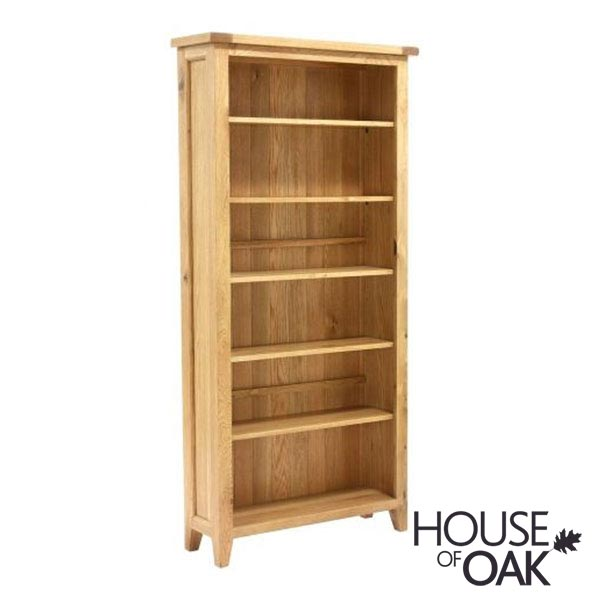 New Hampshire Oak Tall Bookcase