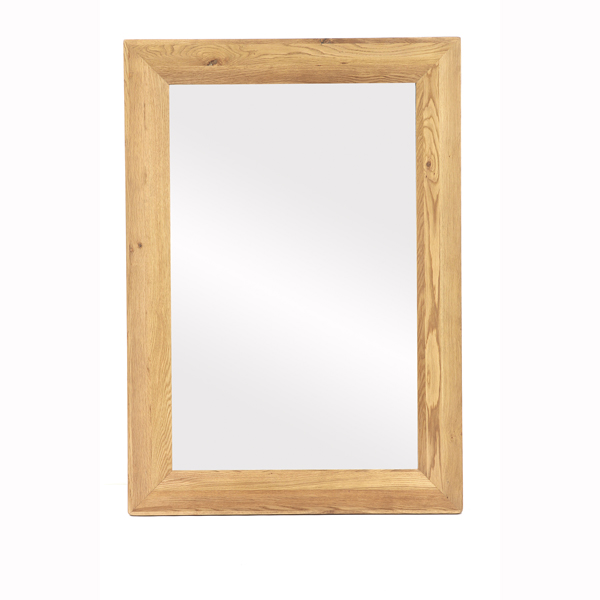 New Hampshire Oak Mirror 150cm Wide
