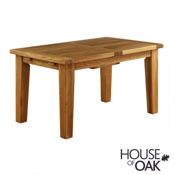 New Hampshire Oak 140cm Extending Table