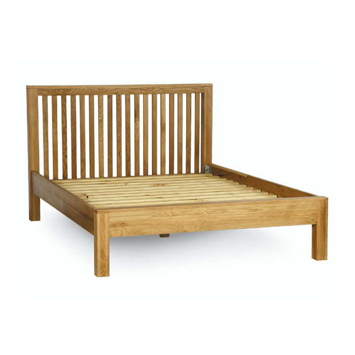 Torino Oak 5FT Kingsize Bed