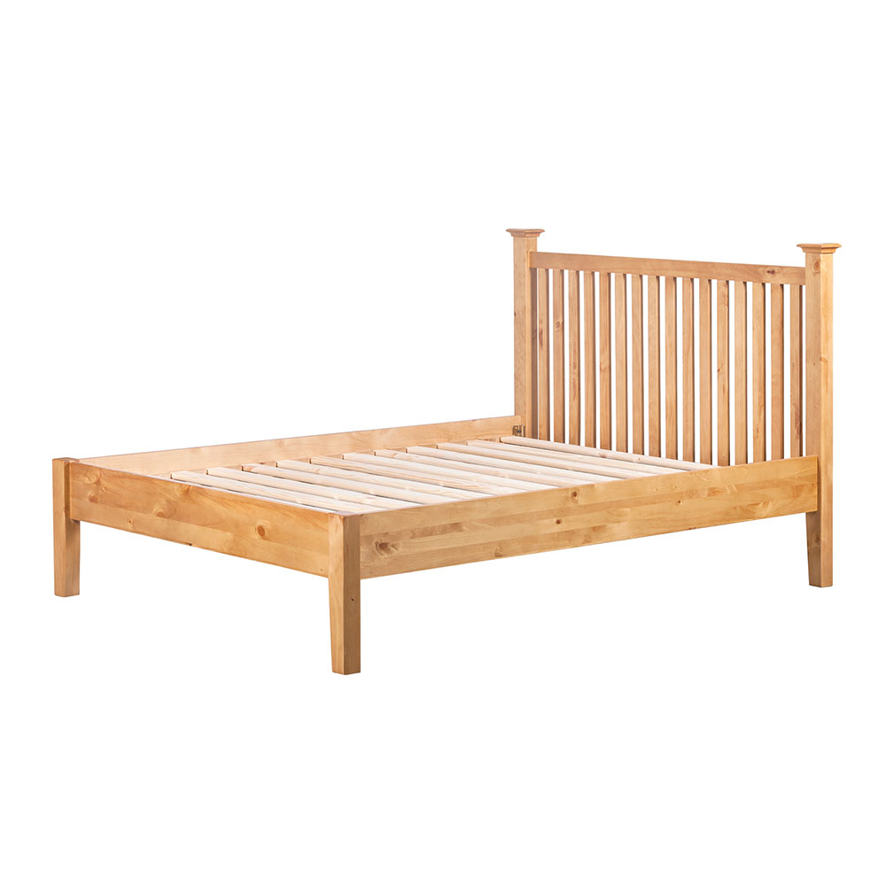 Autumn Pine 4FT 6′′ Double Bed