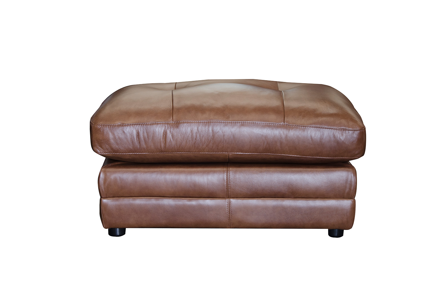 Alexander & James Bailey Footstool In Byron Tumbleweed