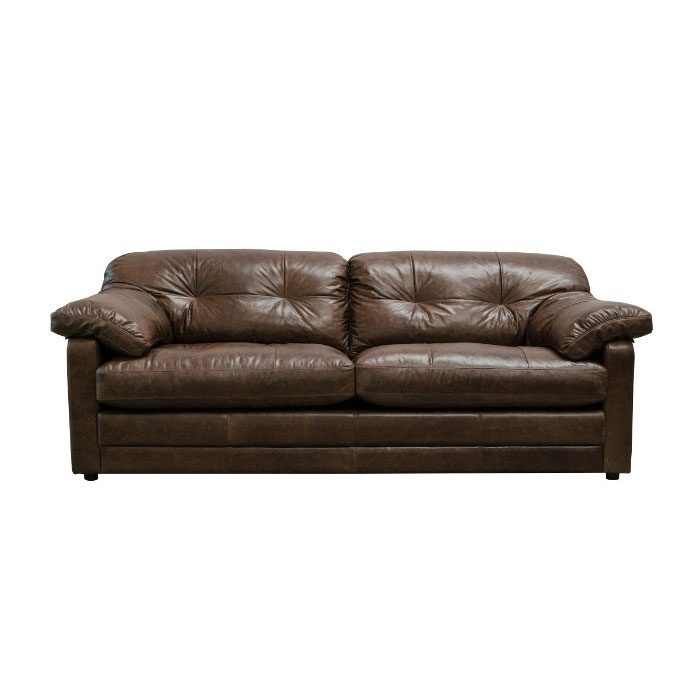 Alexander & James Bailey 3 Seater Sofa In Byron Tumbleweed
