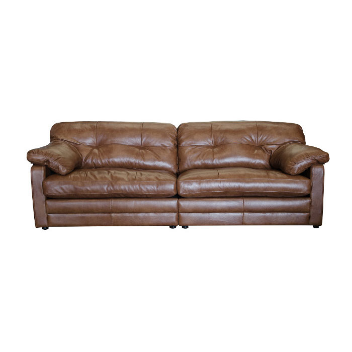 Alexander & James Bailey 4 Seater Sofa in Byron Tumbleweed