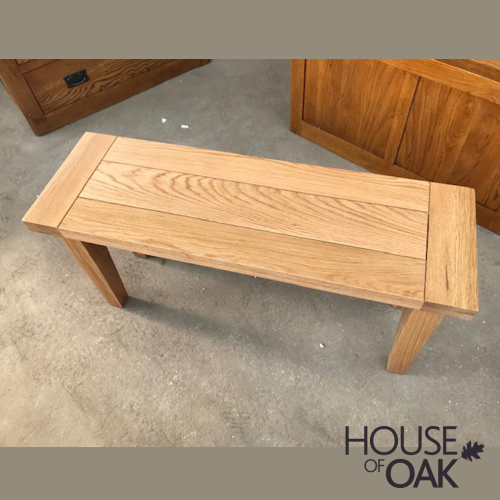 Portman Bench in Oak
