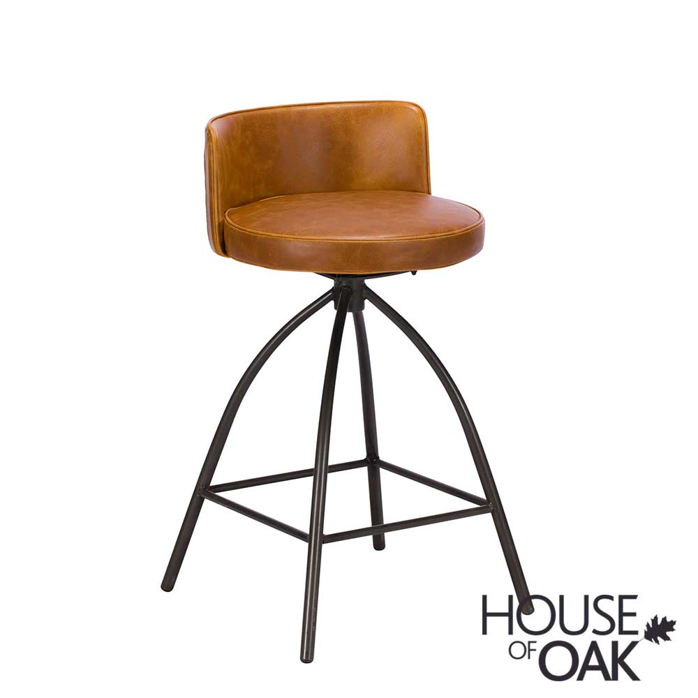 Dylan Bar Stool - Tan