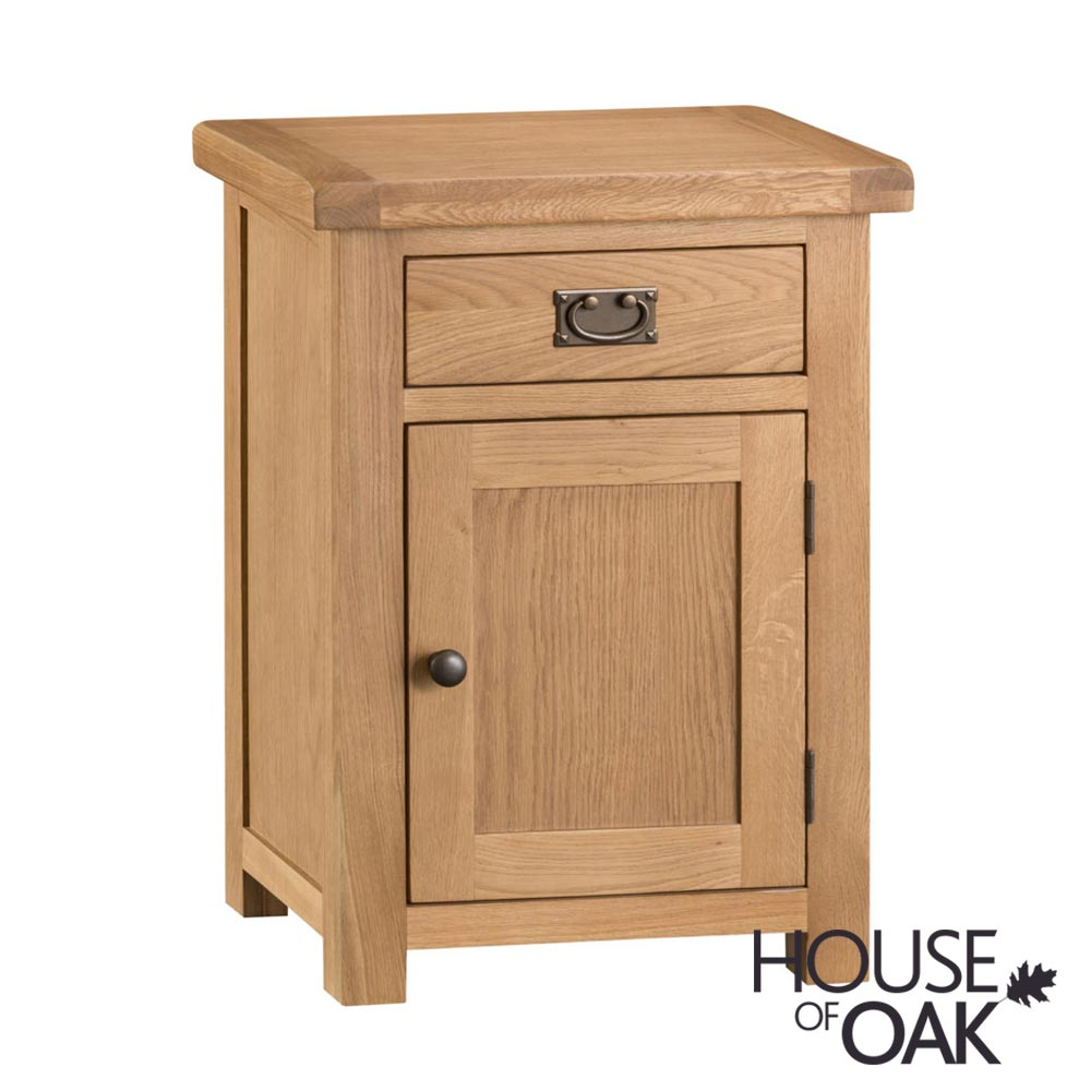 Harewood Oak Small Cupboard