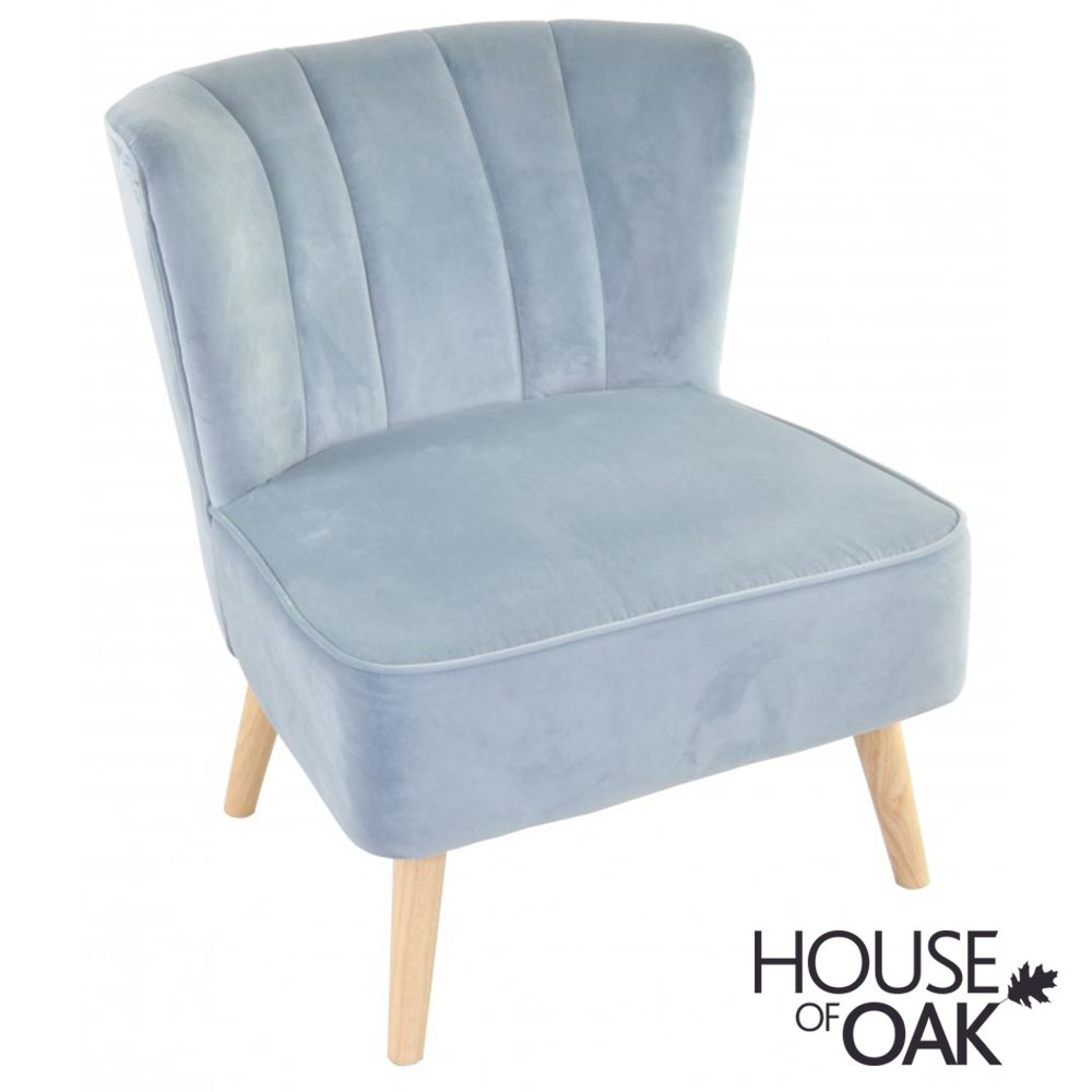 Cromarty Chair - Country Blue