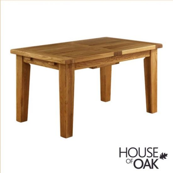 New Hampshire Oak 180cm Extending to 230cm Table