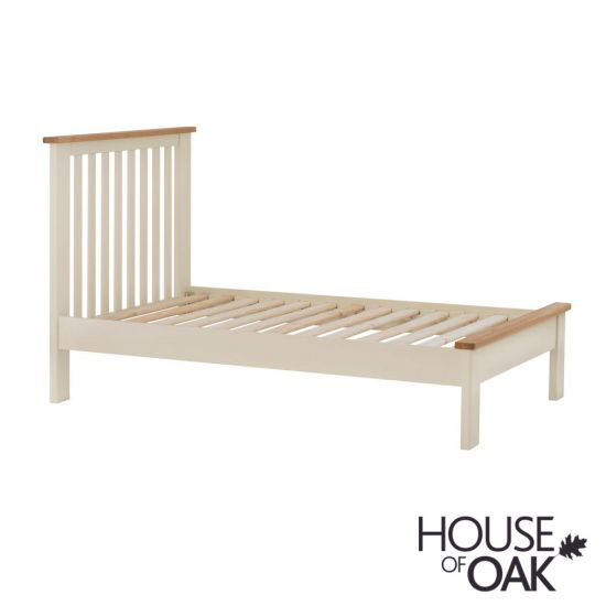 Portman Painted 3ft Single Bed in Cream