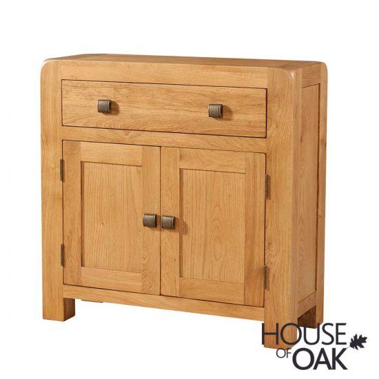 Wiltshire Oak Compact Sideboard