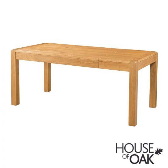 Wiltshire Oak 140cm Extending Dining Table