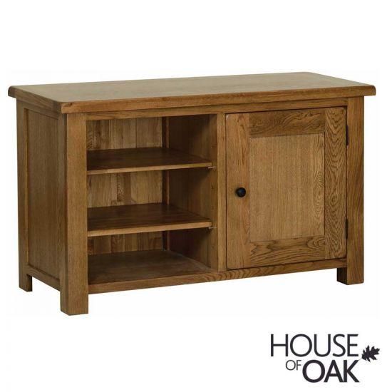 Farmhouse Oak 1 Door TV Cabinet