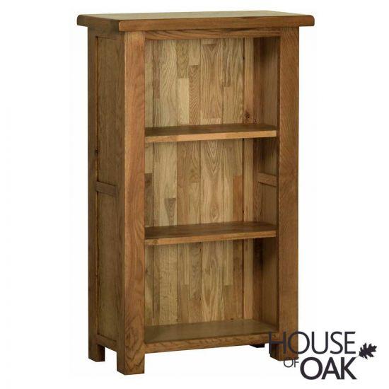 Farmhouse Oak Small Bookcase