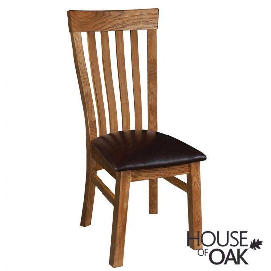 Farmhouse Oak Toulouse Chair