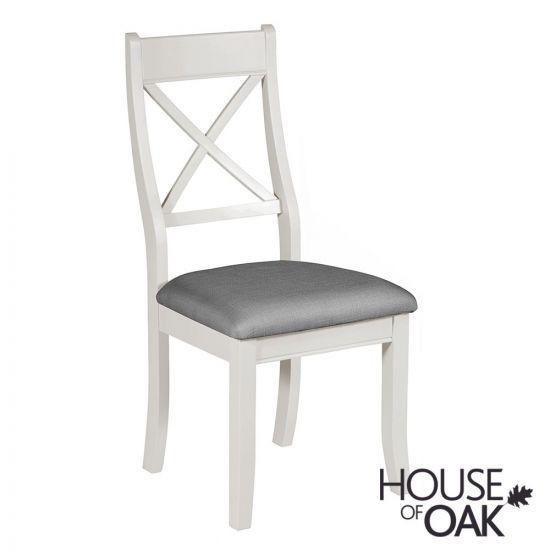 Symphony Grey Bedroom Chair
