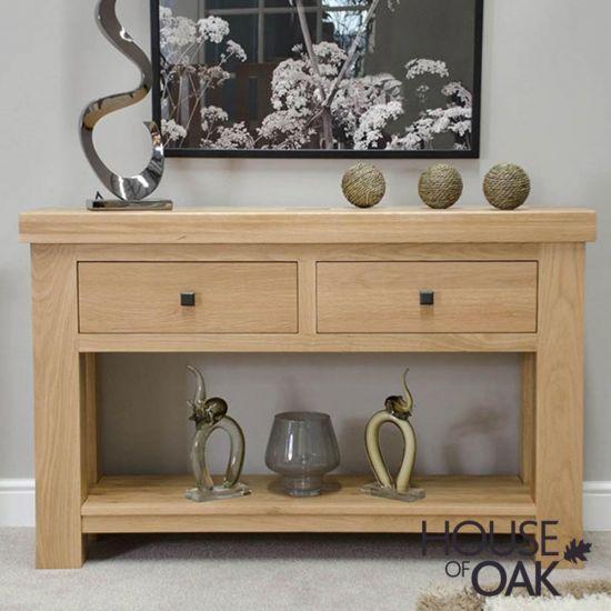 Manor Oak Hall / Console Table