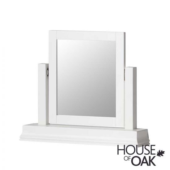 Chester White Dressing Mirror