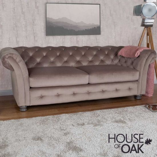 Churchill Chesterfield 3 Seater Sofa