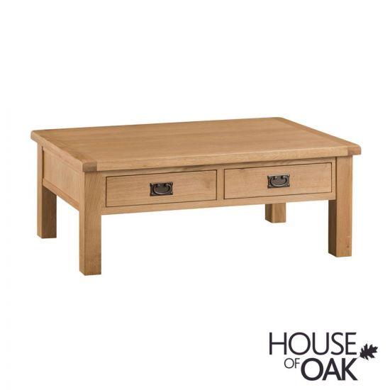 Harewood Oak Large Coffee Table