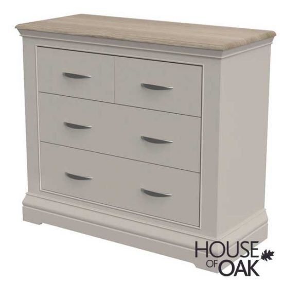 Kirkstone Winter Mist 2 Over 2 Chest of Drawers