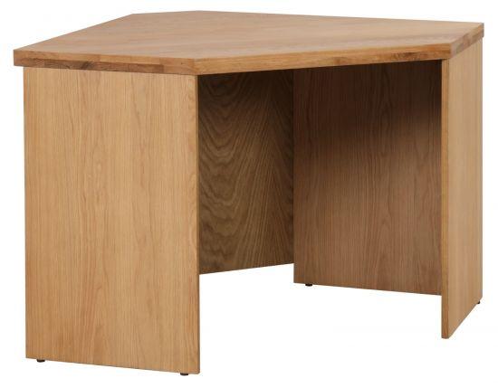 Harmony Oak Corner Desk