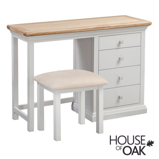 Cotswold Moonlight Dressing Table and Stool