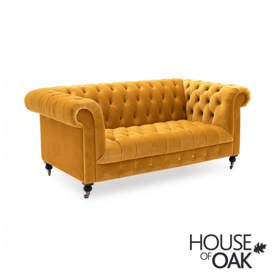 Darby Chesterfield 2 Seater Sofa