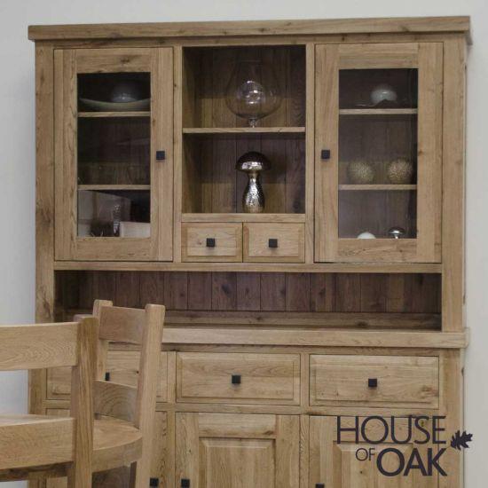 Chatsworth Oak Large Dresser Top