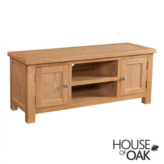 Keswick Oak Large TV Cabinet