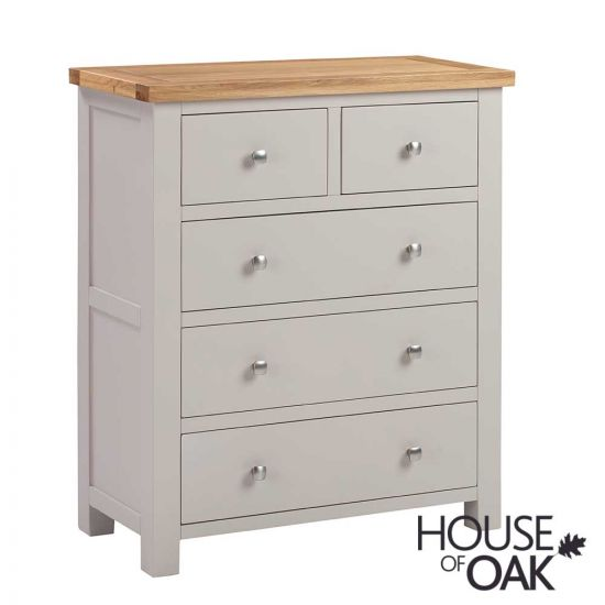 Keswick in Putty 2 Over 3 Chest of Drawers