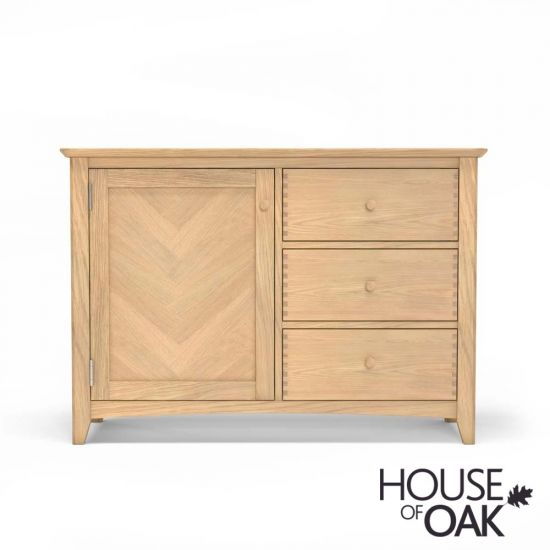 Malmo Oak Sideboard with Drawers