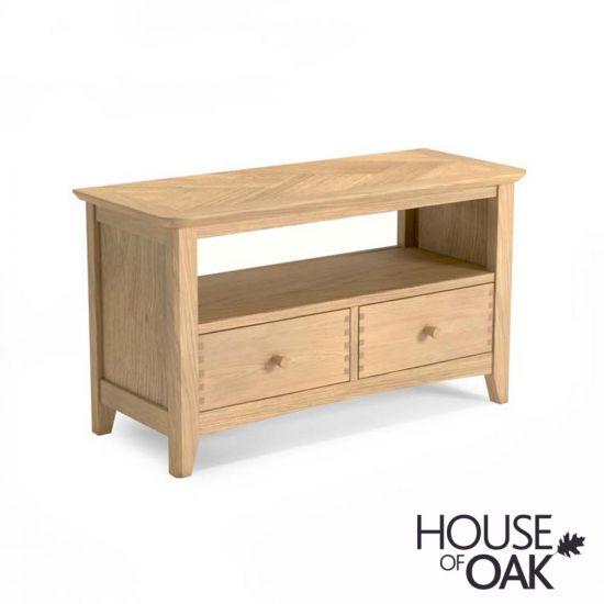 Malmo Oak TV Cabinet
