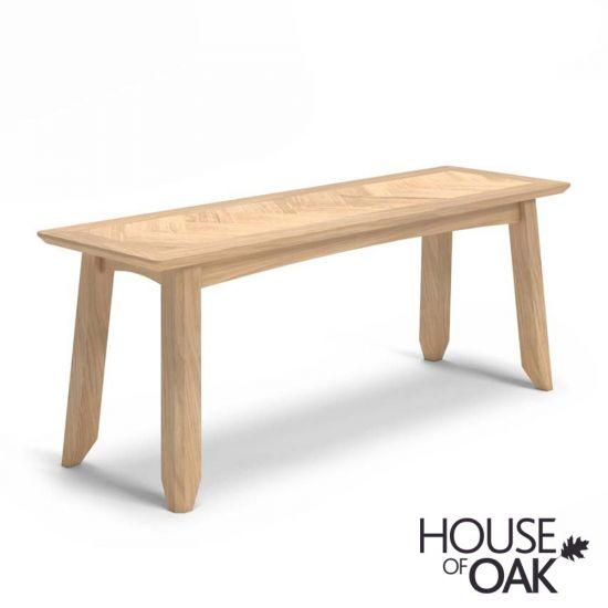 Malmo Oak Bench