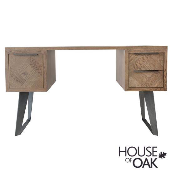 Parquet Oak Desk