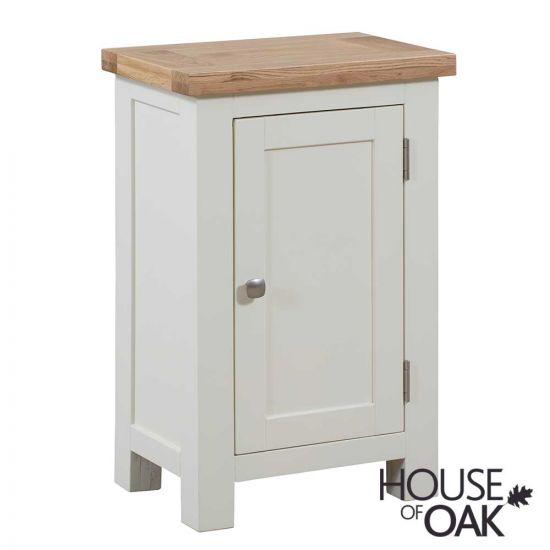 Keswick in Ivory 1 Door Cupboard