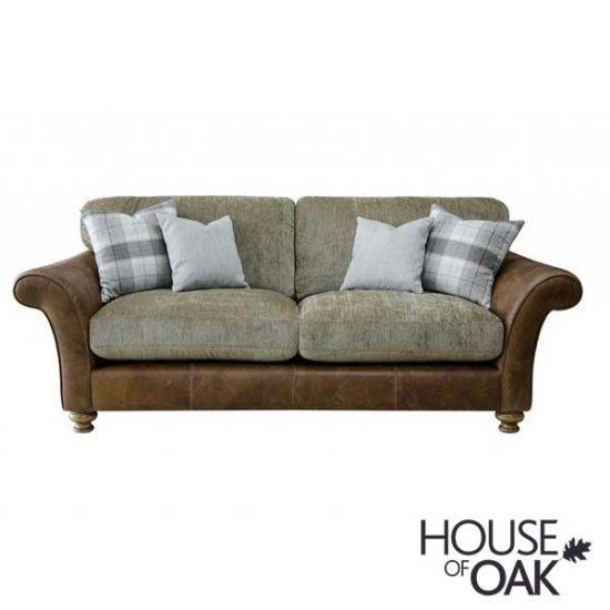 Alexander & James Lawrence 3 Seater Standard Back Sofa - Option 1