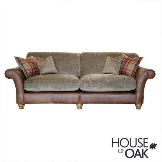 Alexander & James Lawrence 4 Seater Standard Back Sofa - Option 2