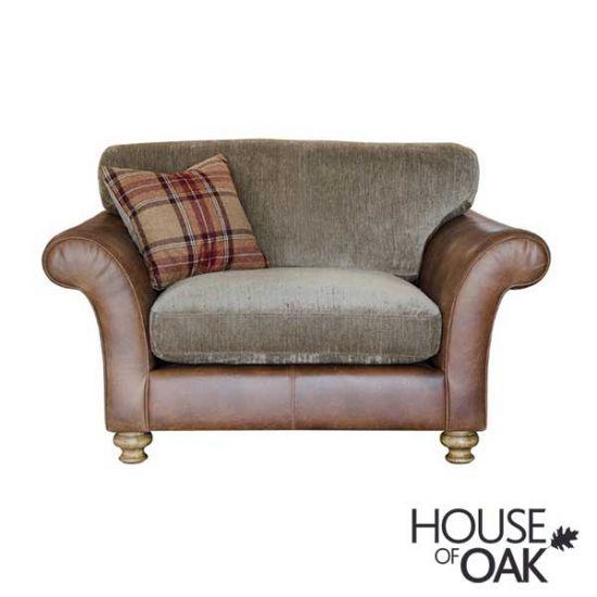 Alexander & James Lawrence Snuggler Standard Back Chair - Option 2