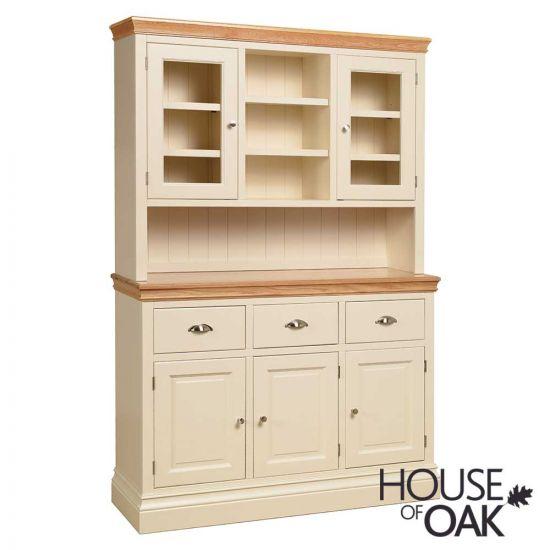 Ambleside Large Dresser in Ivory