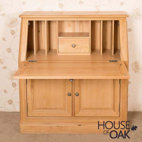 Lyon Oak Bureau Desk