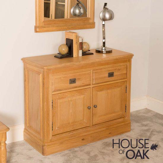 Lyon Oak Standard Sideboard