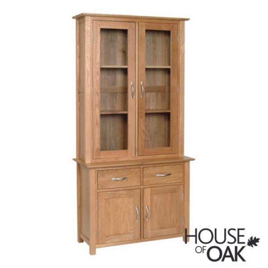 Coniston Oak Small Dresser