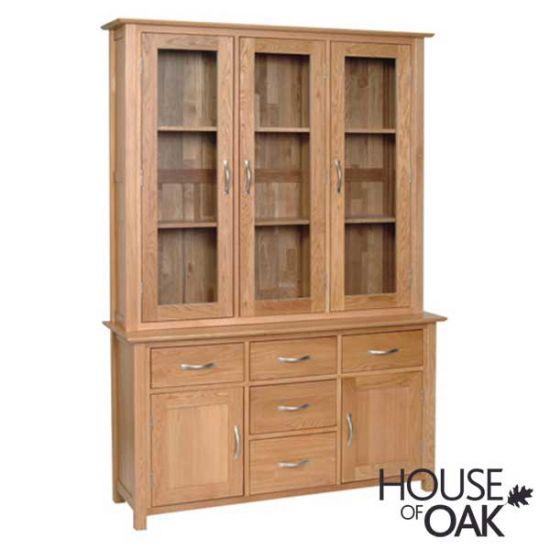 Coniston Oak Large Dresser